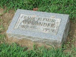 Francis Fleming Alexander