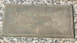 Reiner G Brinker