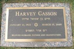 Harvey Casson