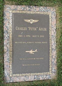 Charles Peter Adler