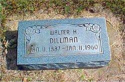 Walter Henry Dillman