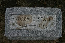 Andrew G Staley