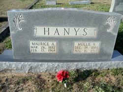 Maurice Anton Hanys
