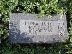 Leona Mollie Hanys