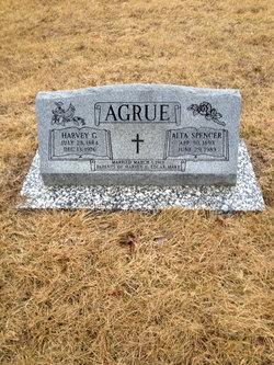 Alta E <i>Spencer</i> Agrue
