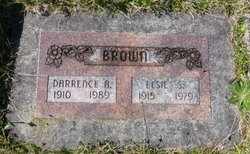Darrence A. Brown