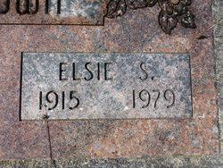 Elsie S. Brown