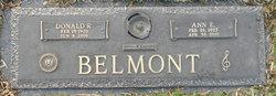 Ann Elizabeth <i>Thornton</i> Belmont
