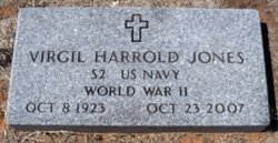 Virgil Harold Lloyd Snooks Jones