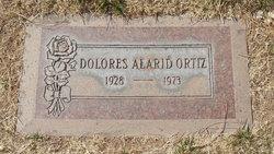 Dolores <i>Alarid</i> Ortiz