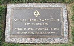 Sylvia <i>Harkaway</i> Gelt