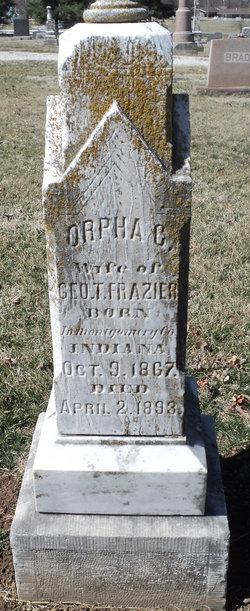 Orpha G Frazier