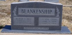 Clyde Cleo Blankenship