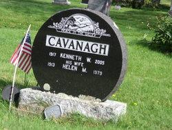 Kenneth W Cavanaugh