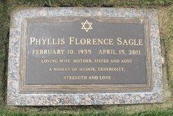 Phyllis Florence Sagle