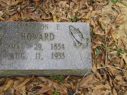 Anderson E Howard