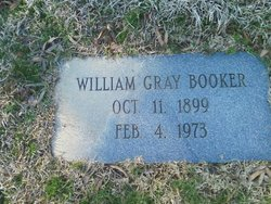 William Gray Booker