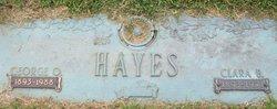 George Oscar Hayes