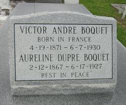 Aureline Marie <i>Dupre</i> Boquet