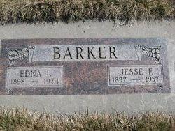 Jesse F Barker