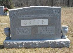 Arkie Dora <i>Belk</i> Green