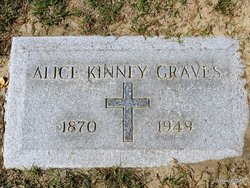 Alice <i>Kinney</i> Graves