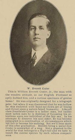 William Everett Crater