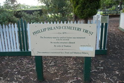 Phillip Island Cemetery