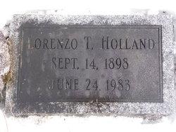 Lorenzo T Holland