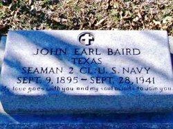 John Earl Baird
