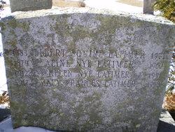 Mary Frances Latimer