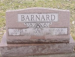 Marian A <i>DeHaven</i> Barnard