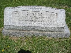 Minnie J. <i>McClyment</i> Sparks