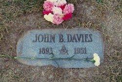 John Benjamin Jack Davies