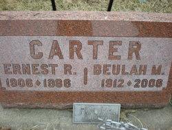 Ernest R Carter