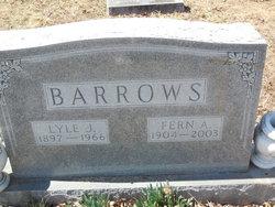 Fern Adell <i>Wayman</i> Barrows