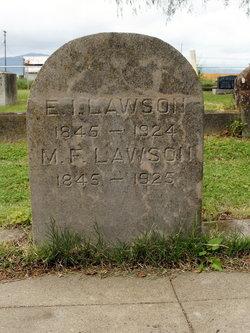 M. F. Lawson