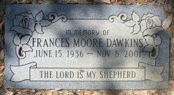 Frances Jean <i>Moore</i> Dawkins