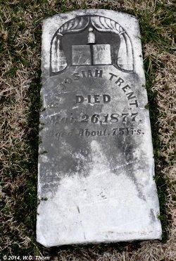 Rev Josiah Trent