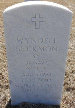Wyndell Buckmon
