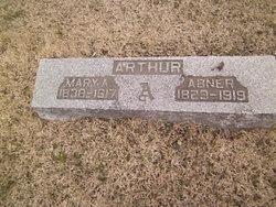 Mary Ann <i>Bowman</i> Arthur