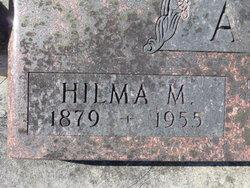 Hilma Marie <i>Vaapula</i> Aho