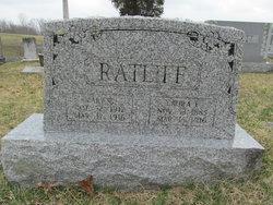 Laura Ethel <i>Fisher</i> Ratliff
