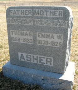 Emma W. Asher