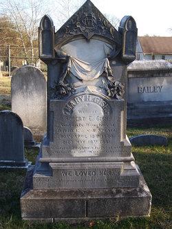 Mary H. <i>Spence</i> Gish