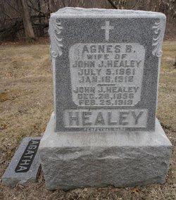 Agnes E. <i>Byrne</i> Healey