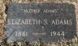 Elizabeth <i>Schuyler</i> Adams