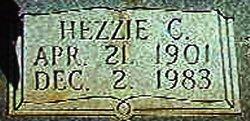 Hezekiah Hamilton Hezzie Carr Daniel
