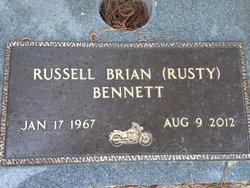 Russell Brian Rusty Bennett