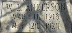 W. L. Anderson